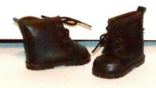 KIT WORK BOOTS! AMERICAN GIRL DOLL~RETIRED! FROM KIT SAVES THE DAY STORY!