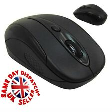 Wireless Optical Mouse - Black for computer/ tablet/ ANDROID TV BOX