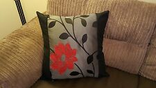 """5 22"""" X 22"""" Rojo y Negro de Moda Cushion Covers.? por qué comprar de ahora?"""