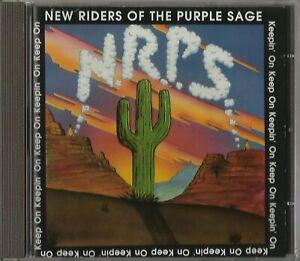 New Riders Of The Purple Sage - Keep on Keepin´on - Grateful Dead-  MCD 31109