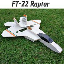 FT-22 Lasercut RC Radio Control Plane kit As on FliteTest Speed Build kit