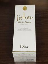 Christian Dior J'Adore Rose De Grasse Perfumed Oil For The Body & Bath 200ml UK
