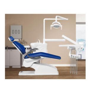 Denfly Dental Chair Unit DF-301C with a Dentist Chair PT