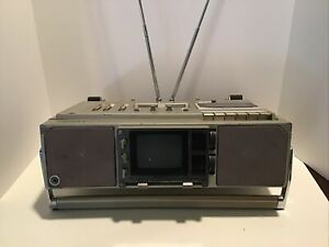 Rare 1979 Vintage Sony FX-414 TV-FM/AM Receiver Cassette Made In Japan