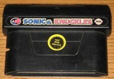 Sonic and knuckles (Sega Genesis, 1997) (Tested: Works Great) Fast Shipping!