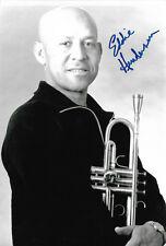 Eddie Henderson Jazz signed 8x12 inch photo autograph