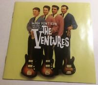 THE VENTURES Walk Don't Run-The Very Best Of CD 1960s recordings 20trks surf