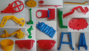 Milton Bradley Mouse Trap Board Game Replacement Parts Pieces >> YOU PICK<<