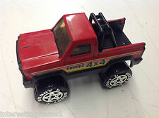 Vintage Buddy L Red 4x4 Truck! See Pics!