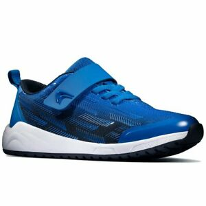 Clarks Aeon Pace K Boys Sports Trainers