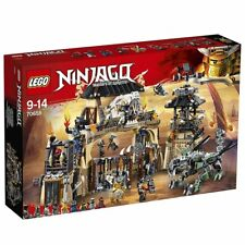 Lego Ninjago pozo del Dragón