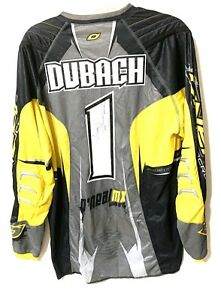 Doug Dubach Autographed Jersey Motocross 4-Stroke