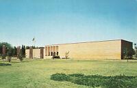 Postcard The Eisenhower Memorial Abilene Kansas