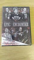 Rev Pro Epic Encounter 2017 DVD WWE NXT AEW NJPW ROH Elite Bullet Club