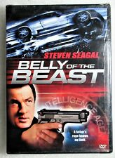 Brand New Belly of the Beast Steven Seagal R1 Widescreen 2003 DVD Siu-Tung Ching