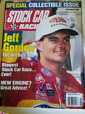 Stock Car Racing Magazines 1984-2002 10 issues
