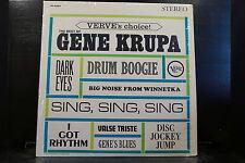 Gene Krupa - Verve´s Choice! The Best Of Gene Krupa