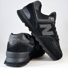 new balance uomo 274 nero