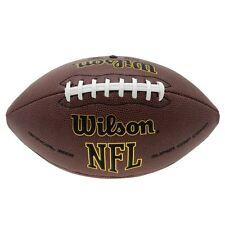 Wilson Tackfield American Football NFL Ball Official Extreme Ultra Soft Grip NEU