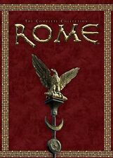 Rome - The Complete Season (Series) 1 & 2 Collection Box Set | New | Sealed DVD