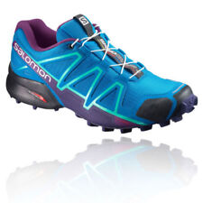 Chaussures bleus Salomon pour fitness, athlétisme et yoga, pointure 38
