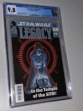 Star Wars Legacy #15 CGC 9.8 Dark Horse