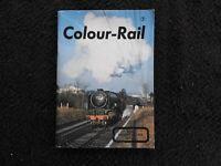 "1986 ""COLOUR-RAIL"" BRITISH RAILWAY RAILROAD HISTORY COLOR SLIDE CATALOG LONDON"