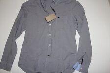 NWT Burberry Brit Men Shirt Small S  Slim Fit