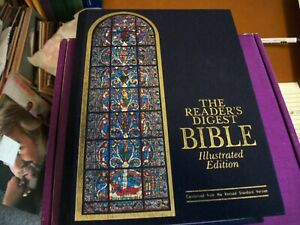 Reader's Digest Bible Illustrated Edition 1990