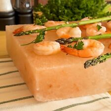 Natural Himalayan Slab Block Cooking Salt Plate Grilling Stone Board 40*20*4CM