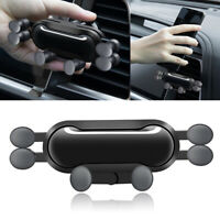 Top Universal Gravity Car Phone Holder Air Vent Mount Mobile Phone Stand Bracket
