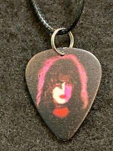 KISS Guitar Pick Necklace Rock MUSIC Paul Stanley (C) the Starchild
