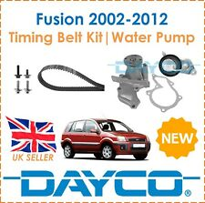 For Ford Fusion 1.25 1.4 1.6 2002-2012 Dayco Timing Belt Kit & Water Pump New