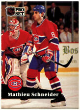 Not Authenticated Montreal Canadiens Hockey Trading Cards