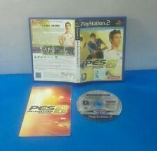 JUEGO PLAYSTATION 2 PS2 PAL ESPAÑOL - PRO EVOLUTION SOCCER 6 PES 6 PRO 6