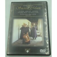 THE CHOIR OF CLARE COLLEGE/TIMOTHY BROWN sacred music PURCELL DVD Brillant Class