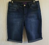 Royalty for me Women's Blue Denim Capris Size 6