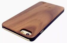 """iNATURE IPHONE 6/6S PLUS 5.5"""" WALNUT CASE GENUINE REAL WOOD HARD BACK SLIM COVER"""