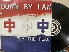 New listing DOWN BY LAW fly the flag GO-KART LP punk rock