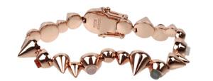 Eddie Borgo Rose Gold Cone Composition Bracelet Women's 1191