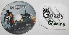 USED Battlefield 4 PS3 (NTSC) (Disc Only)