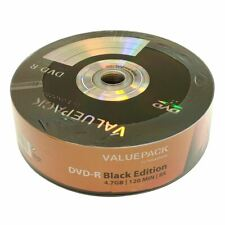 More details for 25 x traxdata dvd-r recordable blank discs 8x 4.7gb value pack 25pcs pack