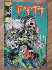 Pitt # 2  VF  (Jul 1993 Image)  Dale Keown
