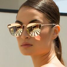 "NEW QUAY AUSTRALIA Gold/Rose ""ALL MY LOVE"" Sunglasses -SALE"