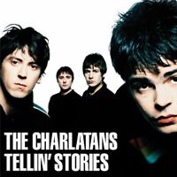 THE CHARLATANS - TELLIN' STORIES-EXPANDED 2 CD NEW+