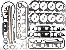 Chevy BB 396 402 427 454 Victor Reinz Full Gasket Set Head+Intake+Oil Pan 65-79