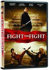 Fight the Fight (DVD) Kane Kosugi, Sammo Hung, Yuen Wah, Dennis To NEW