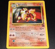 Arcanine # 6 Black Star Promo WOTC Rare NEAR MINT Pokemon Card
