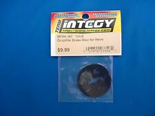 INTEGY GRAPHITE BRAKE DISC FOR REVO NEW IN PACKAGE