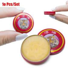 10Pcs Red Muscle Rub Aches Cool Cream Tiger Ointment Essential Pain Balm Relief